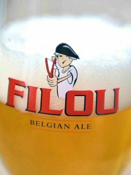 arsenaal 1824 filou bier